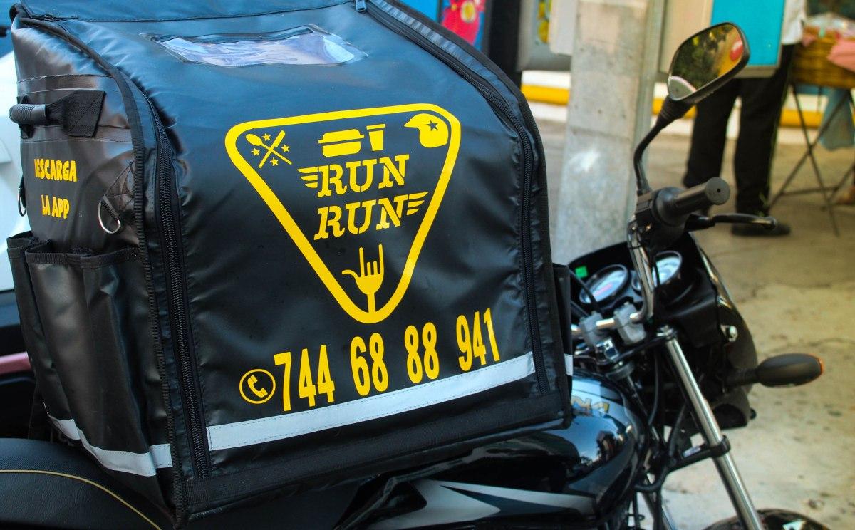 Run-Run El servicio de comida a domicilio que llega para quedarse.